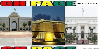 Beautiful And Luxurious State Houses Of African Presidents