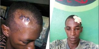 Too Much Receives Massive Beatings From Frafra Youth