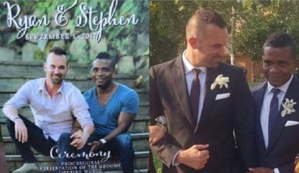 Old School Prefect Of Achimota School Marries Gay Partner