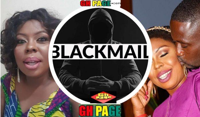 Afia Schwarzenegger blackmail audio