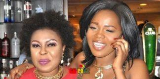 Mzbel has revealed Afia Schwar is not into men