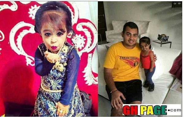 World's Smallest Woman Finally Gets Married