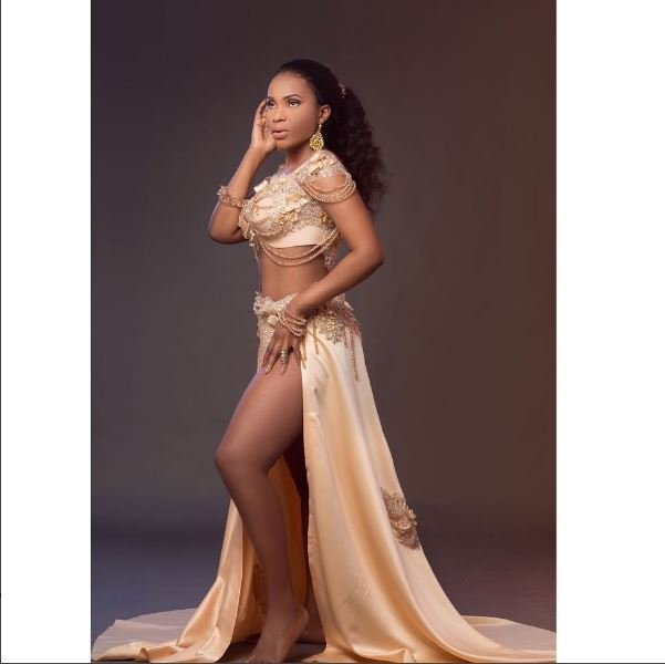 Photos And Post From Actress Benedicta Gafah As She Celebrates Her Birthday