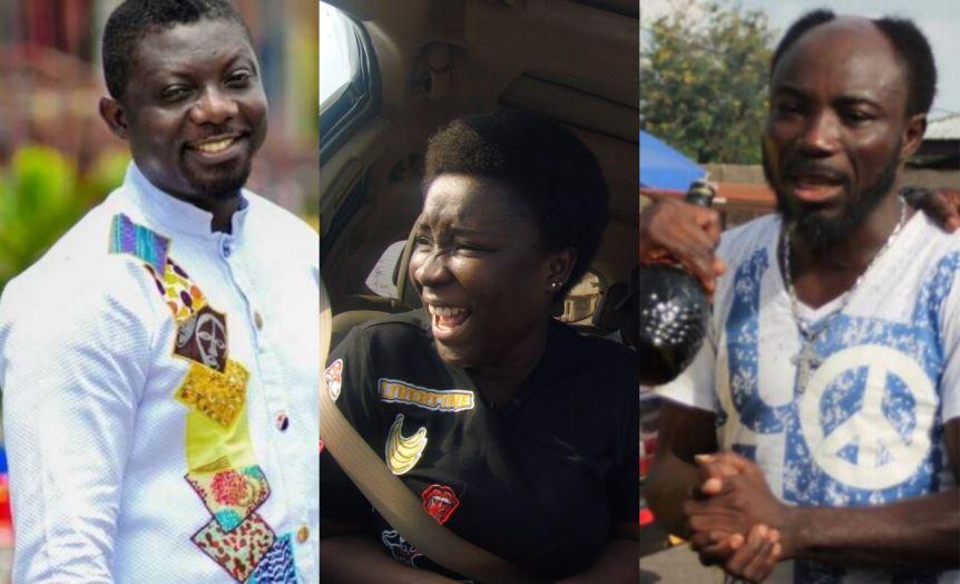 Bill Asamoah Sleeps With Maame Serwaa – Big Akwes (VIDEO)