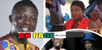 Bill Asamoah takes a court action against Big Akwes Claims that he is bonking Maame Serwaa
