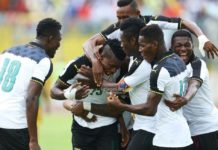 highlights of Ghana Black Stars 1-5 victory over Congo