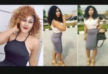 Ghanaian based Nigerian actress Chesan Nze says she cant date Ghanaian men