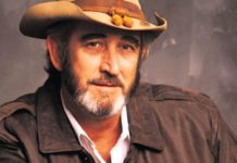 Legendary Country Singer Don Williams Dead 78