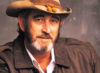 Legendary Country Singer Don Williams Dead 78