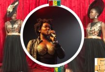 Video: Ebony Reigns sings like an angel at church