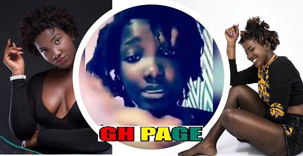 At long last, Ebony Reigns has responded to rumors that she is a weed/Ganja smoker