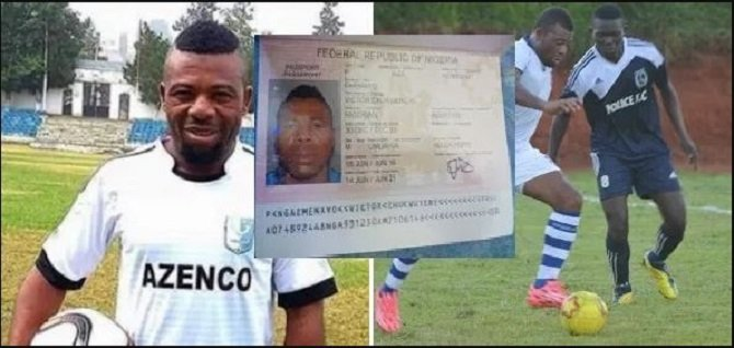 I Am 23 Not 40 Years - Nigerian Footballer Angrily Affirms His Stand