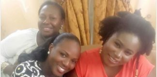 Gifty Anti Receives A Warm Visit From Lydia Forson And Selikem