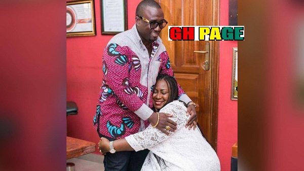 'And by the way, what is wrong with kneeling before my husband?' - Gifty Anti