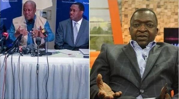 John Mahama Kenya elections