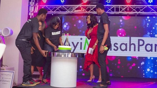 Gorgeous!: See All The PHOTOS From Joselyn Dumas's Surprise Birthday Party