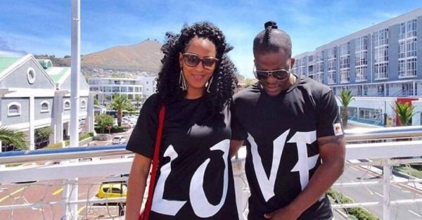 Madly In Love:Juliet Ibrahim And Her Boo, Iceberg Slim Are Redefining Love In These Photos