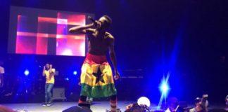 Lilwin Sarkodie Da Highest Concert USA