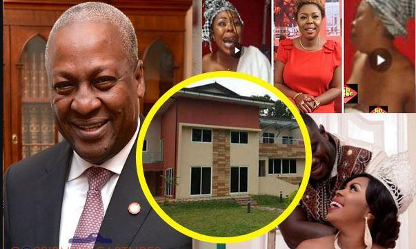 Former President Mahama bought Afia Schwarzenegger's house for her-Maurice Ampaw