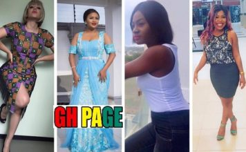 Martha Ankomah putting her huge ass on display, Nadia showing off her pretty legs to Mcbrown Slaying it; See photos from Jackie Appiah, Yvonne Nelson, Brobbey, Ebony, and others