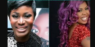 Nana Akua Addo Slams Abrokwah-Throws her Support behind Afia Schwar, Says Abrokwah Couldn't Satisfy Afia In Bed