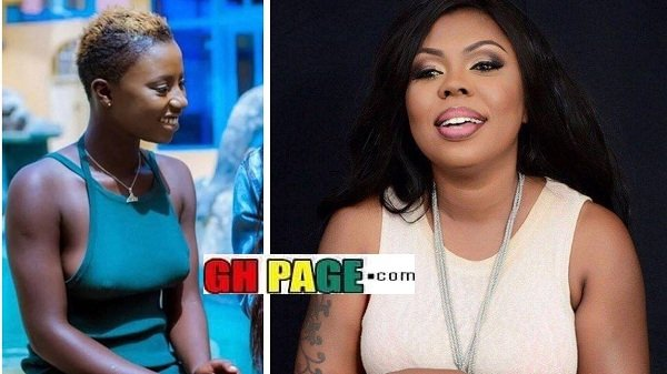 Rashida Black Beauty mocks Afia Schwarzenegger