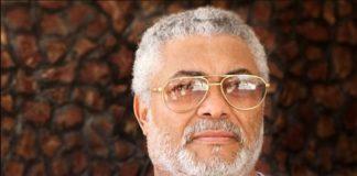 'Forget About Unseating Nana Akufo-Addo In 2020' - Former Prez. J.J Rawlings Tells NDC