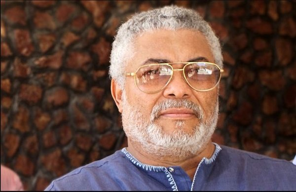 'Forget About Unseating Nana Akufo-Addo In 2020' - Former Prez. J.J Rawlings Tells NDC