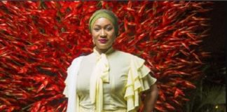 The Gorgeous Photos Of Samira Bawumia At Garden And Flower Fashion Show