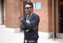 [Video]Shatta Wale responds to the photo that alleges he was in bed with another lady