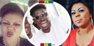 Ghanaians need God Says Shatta Wale In Reaction to Afia Schwarzenegger's scandal