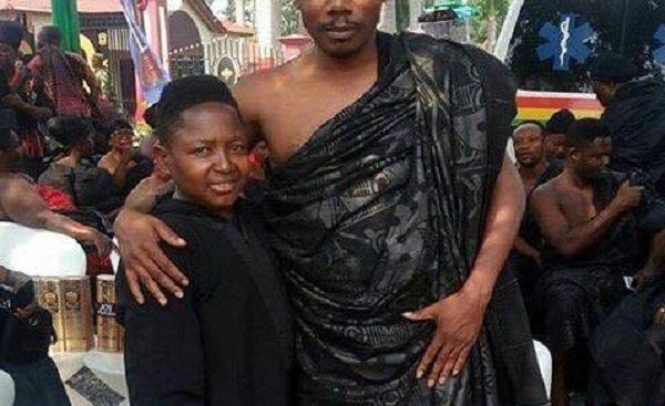 Actor Wayoosi Loses Mum