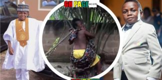 "Watch: Yaw Dabo's Crazy ""One Corner"" dance with a Dog is so hilarious (Video)"
