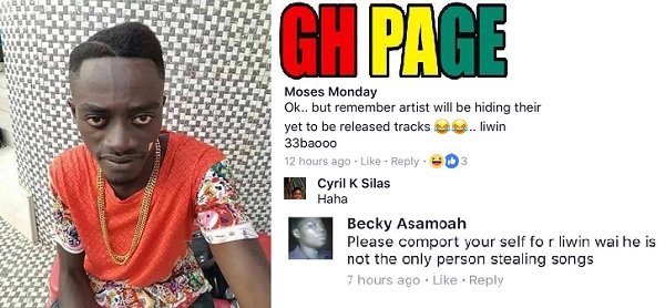 Photos: Lilwin announces he will be performing at the
