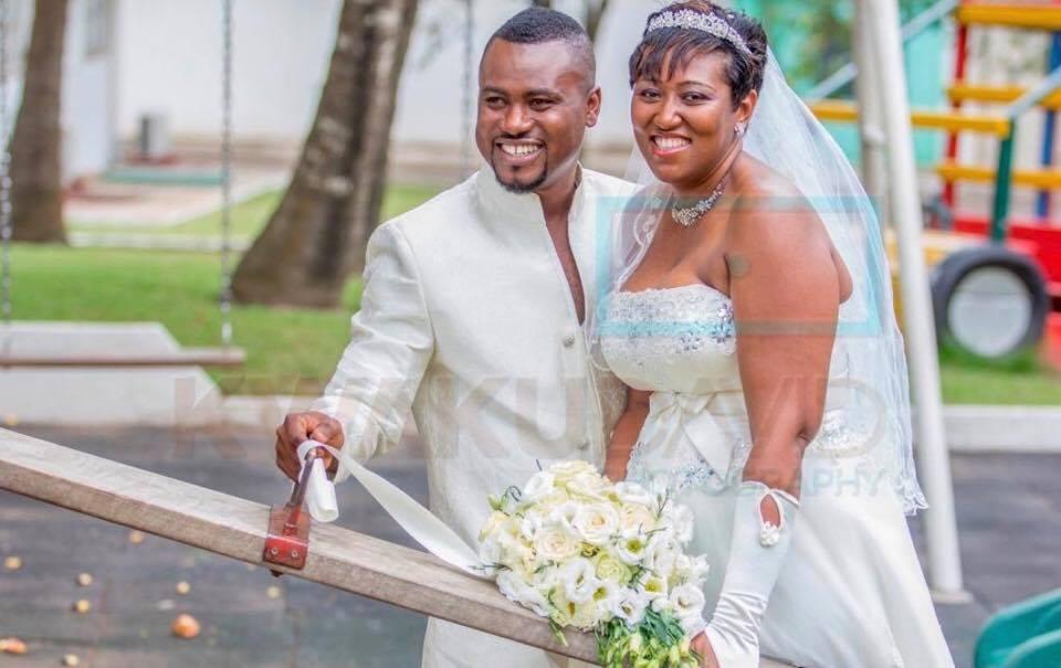 Photos: Meet Abeiku Santana's beautiful wife - GhPage