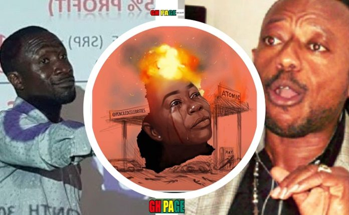 Avraham Ben Moshe attacks Bishop Obinim, Prophet Owusu Bempah & co on the Atomic Gas explosion(Video)