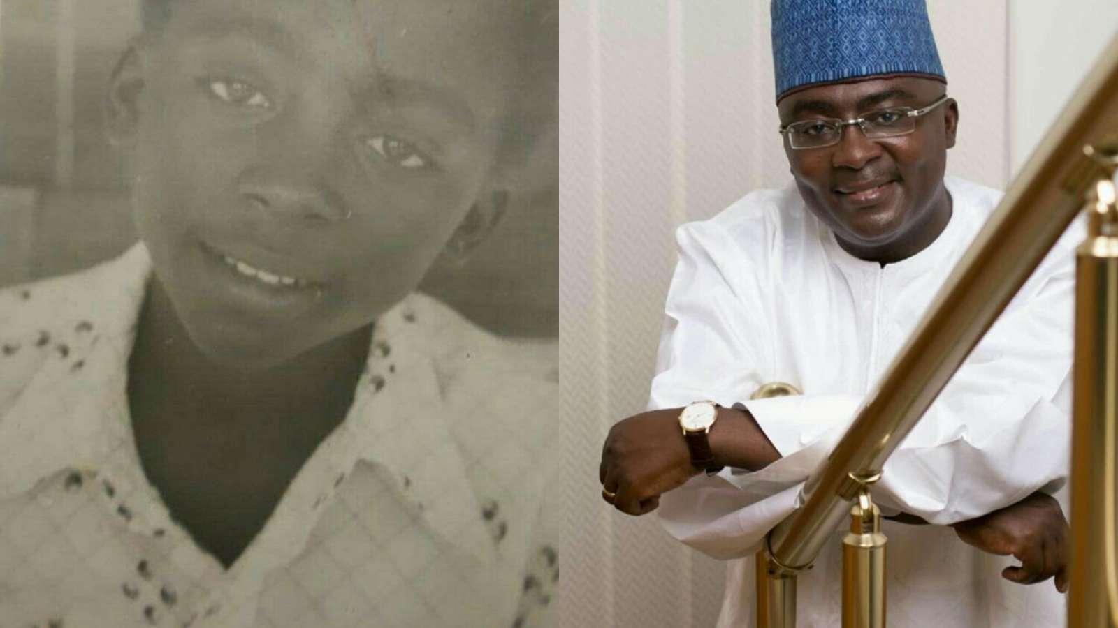 Bawumia at 54: Childhood photos of Dr Bawumia pops up as he celebrates his  birthday(Photos) - GhPage