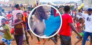 Video: Bukom Jubilates after Banku's defeat