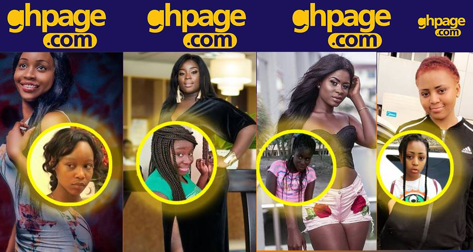 Photos: 7 African Child Stars Who grew up to Be Incredibly beautiful