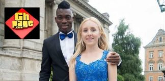 Christian Atsu insulted on Facebook for marrying a white lady -They claim he showed disrespect to blacks