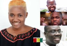 Criss Waddle, Sammy Awuku, KOD, Giovanni & More named by Nana Abena Korkor, as People She Has Slept With