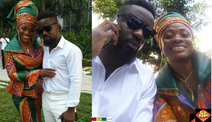 Diana Asamoah attacked for Saying Sarkodie does Godly music