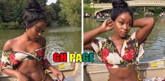 [PHOTOS] People Love To See Me Half Naked ~ Ghanaian Actress Confesses