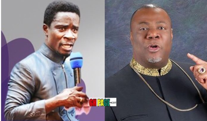 Video:Evangelist Akwasi Awuah Insults Bishop Duncan Williams For Apologizing To Muslims(Watch)