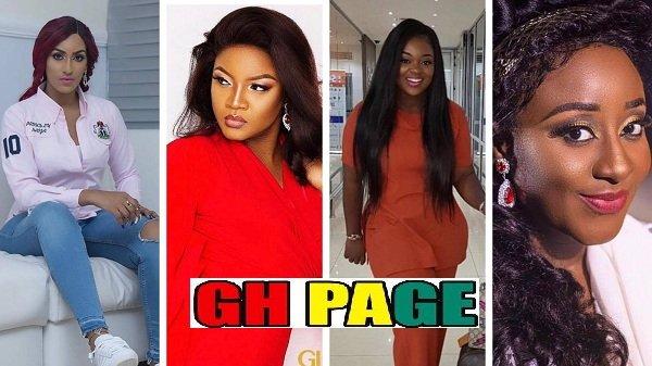 [Photos]10 Most Beautiful Ghanaian Actresses vs 10 Most Beautiful Nigerian Actresses: Who Wins??