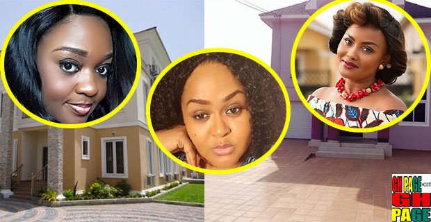 [Photos] These Are The Lavish Houses Ghanaian Female Celebrities Live In