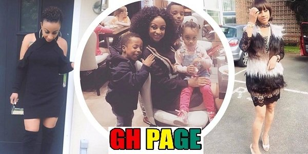 [PHOTOS] Asamoah Gyan's wife, Gifty breaks the internet with gorgeous photos