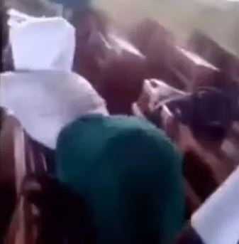"Photos+Video: 13 Islamic students in trouble for dancing ""One Corner"" in class"