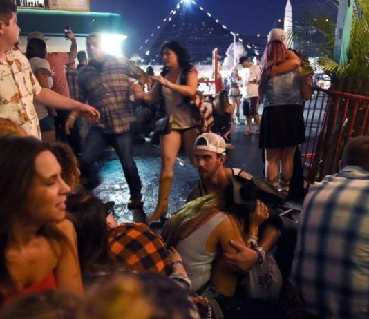 Over 50 Dead, Over 200 Injured During Mass Shooting At Jason Aldean Concert In Las Vegas
