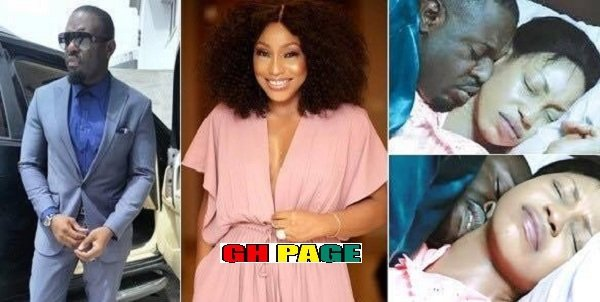 """""""Why my relationship with Rita Dominic didn't work out"""" — Jim Iyke Confesses"""